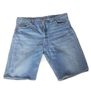 Levi's 501 Men's Jeans Shorts Waist 40 - WPL 423 -